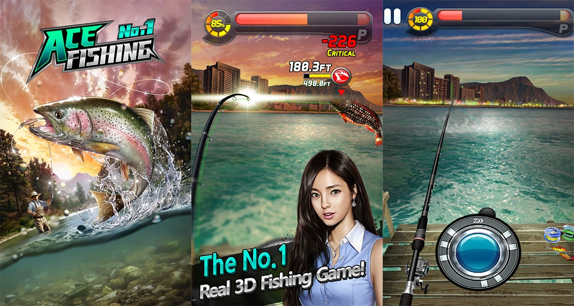 I migliori giochi di pesca per android wizblog for Comprare pesci online