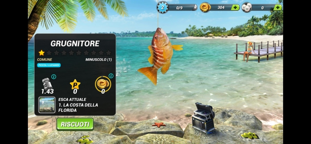 Fishing Clash per android