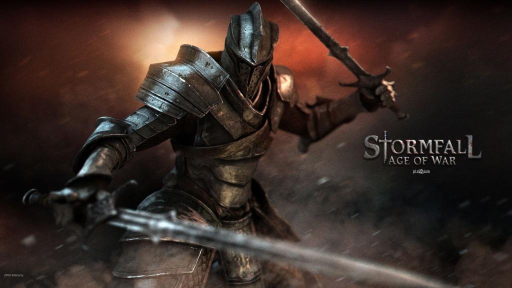 paesaggio Stormfall Age of War