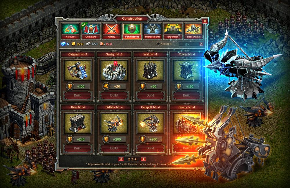 armi Stormfall Age of War