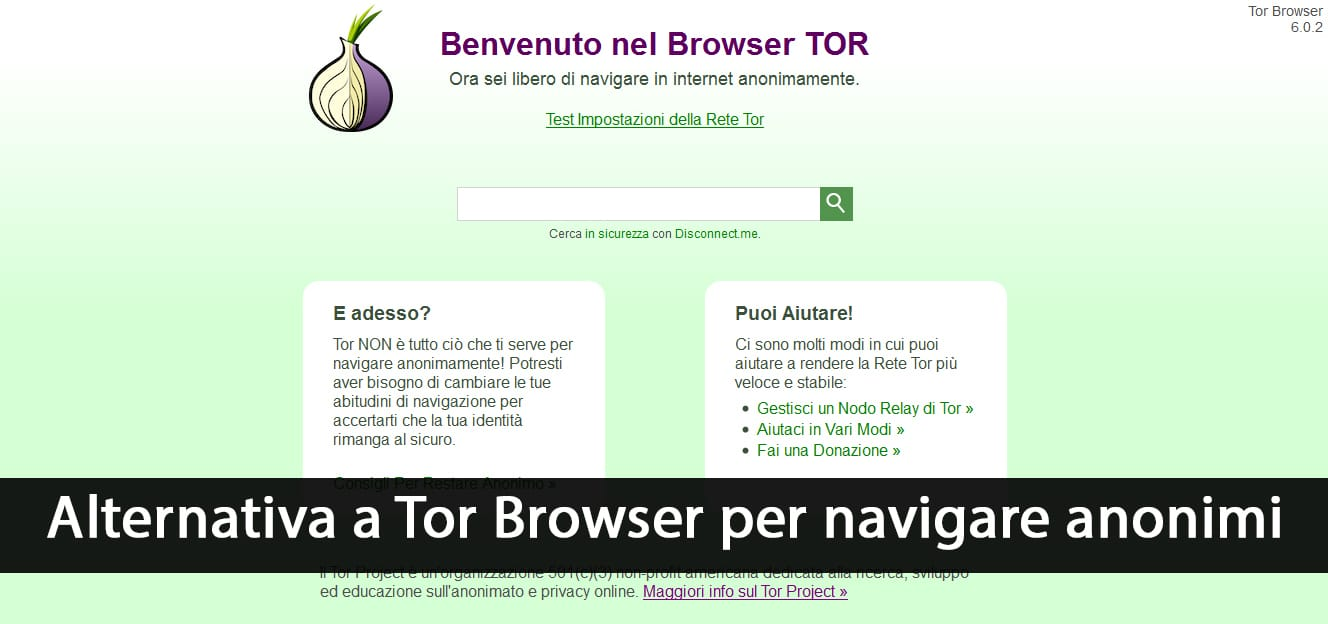 alternativa a tor browser