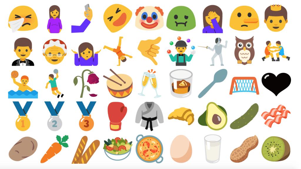 android 7 emoji