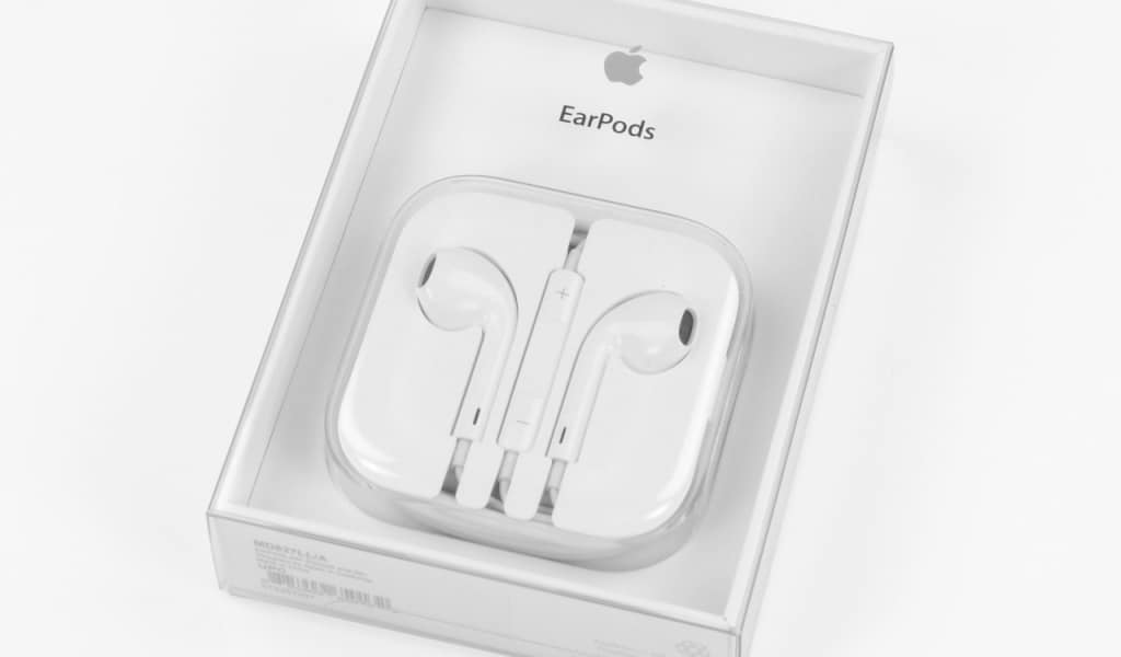cuffie apple earpods