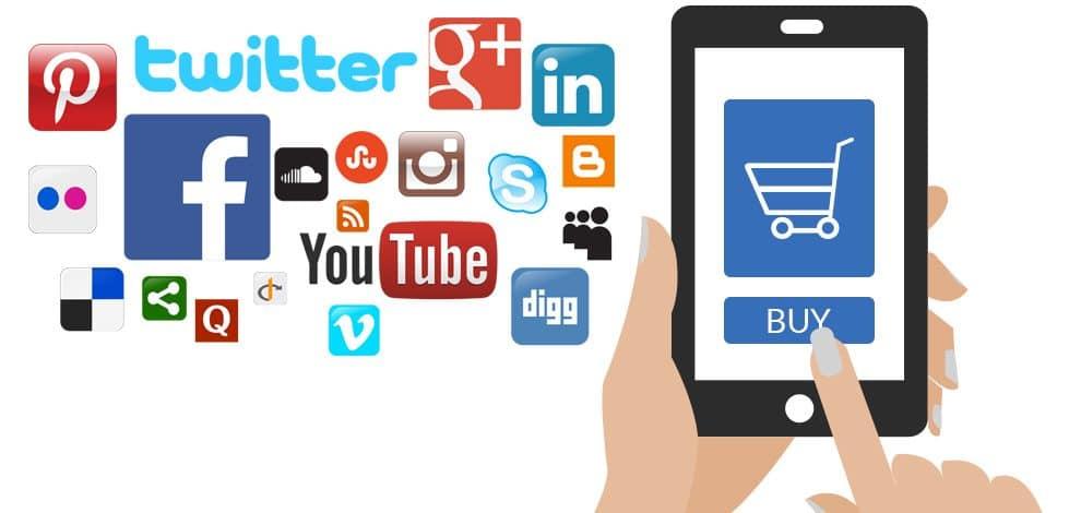 ecommerce mobile e social