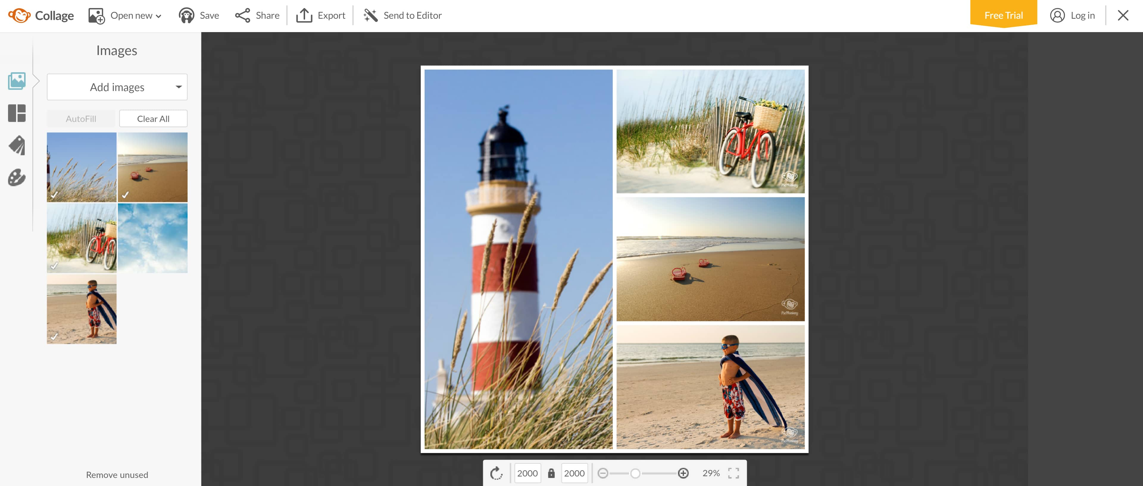 Migliori siti per fare collage di foto wizblog - Migliori siti per affittare casa ...