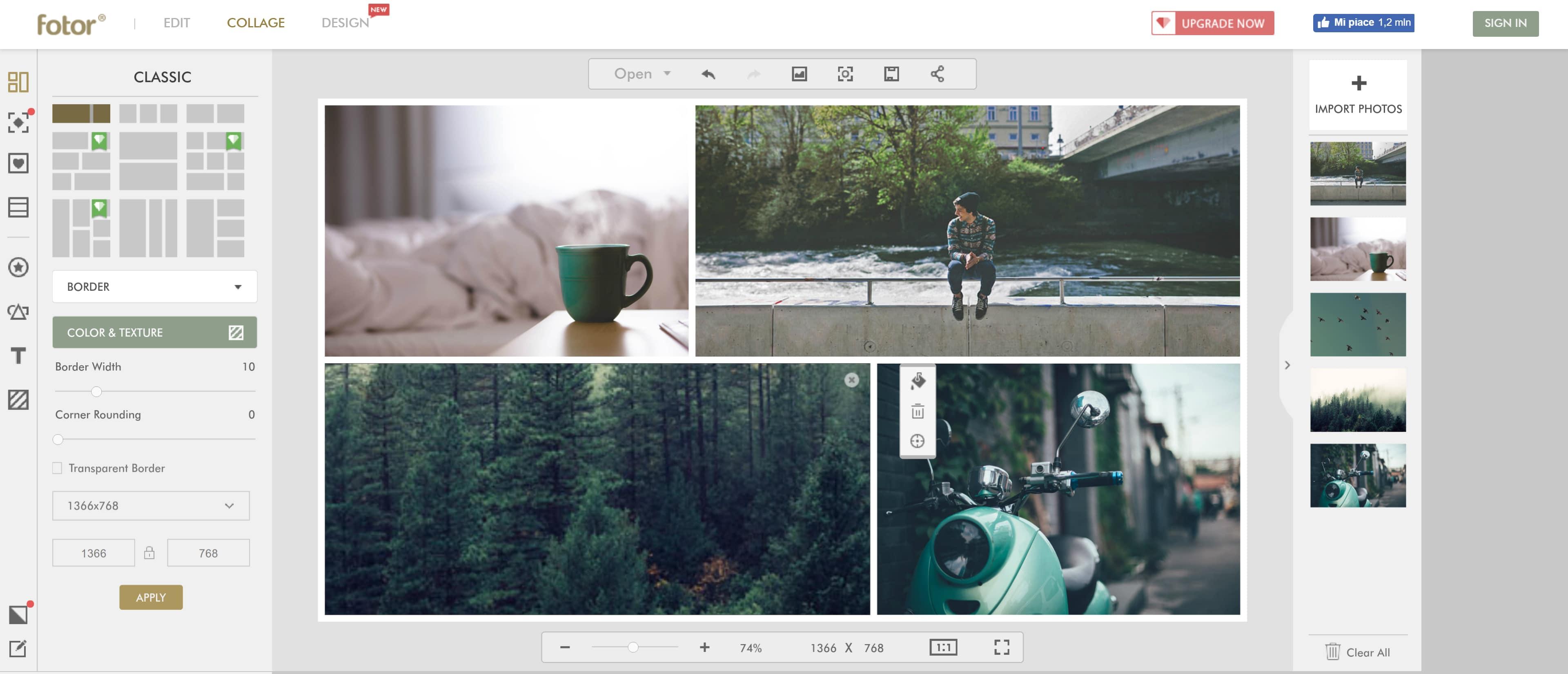 Migliori Siti Per Fare Collage Di Foto Wizblog