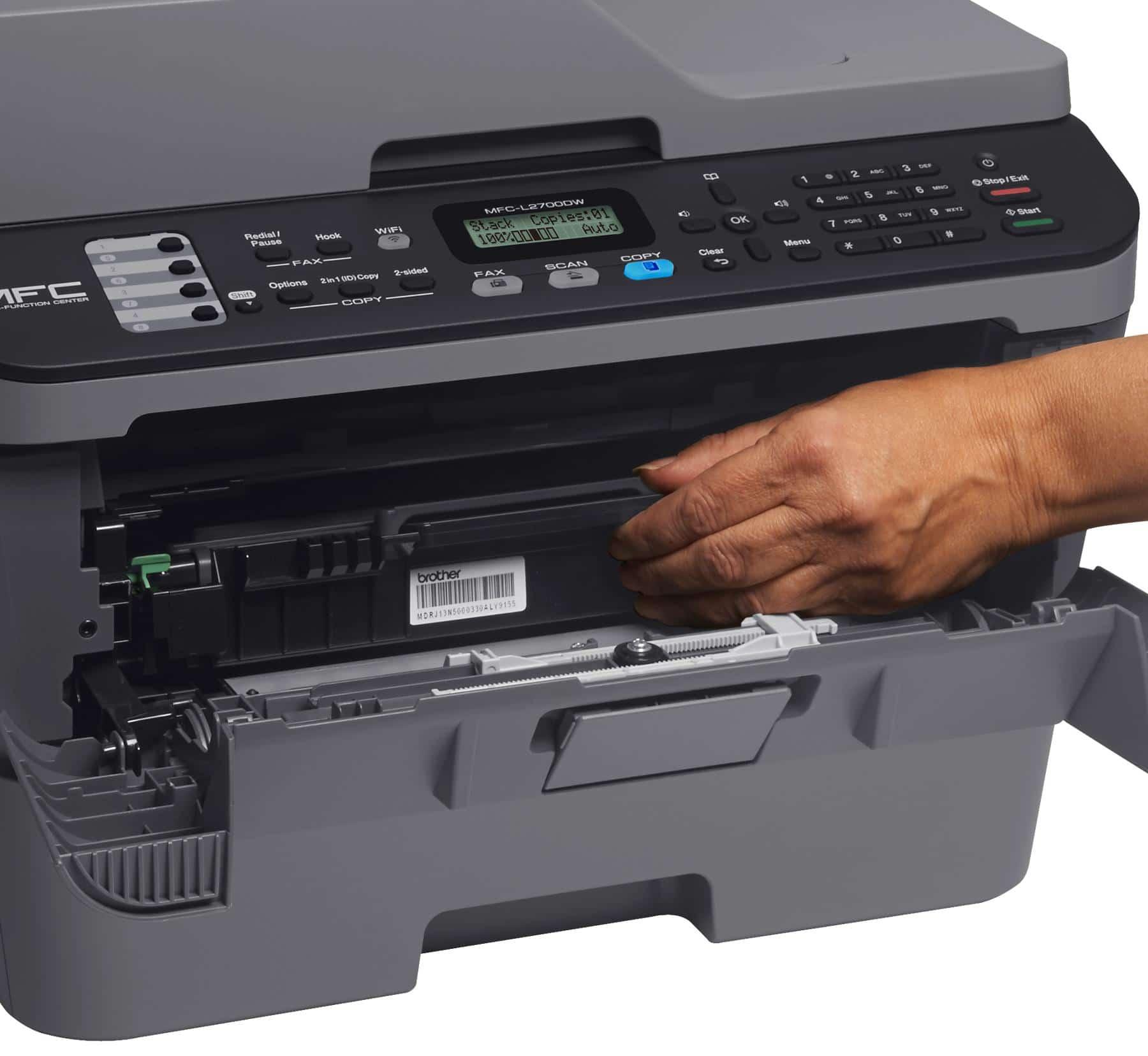 Toner della stampante