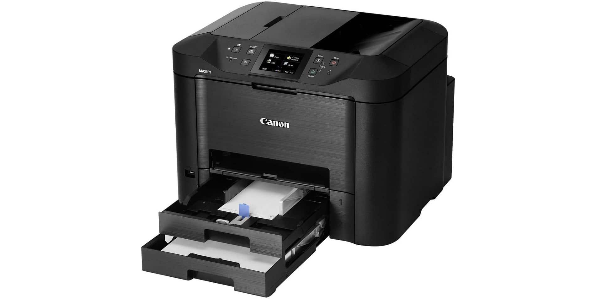 Canon Maxify MB5450 carta