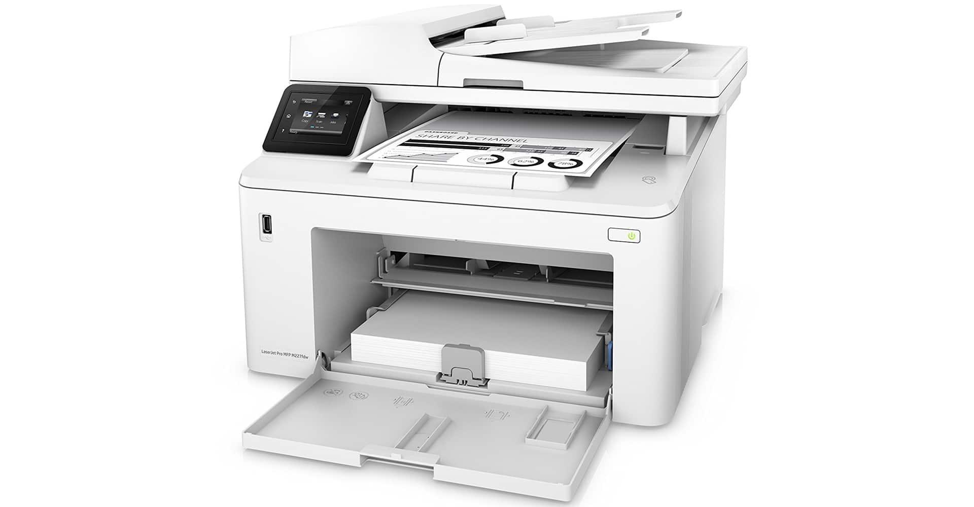 HP M227FDW LaserJet Pro