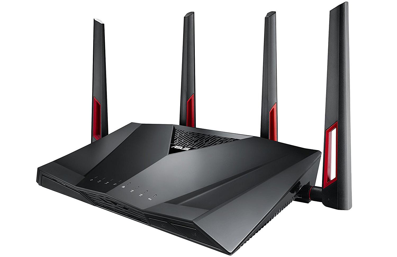 modem router Asus RT-AC88U