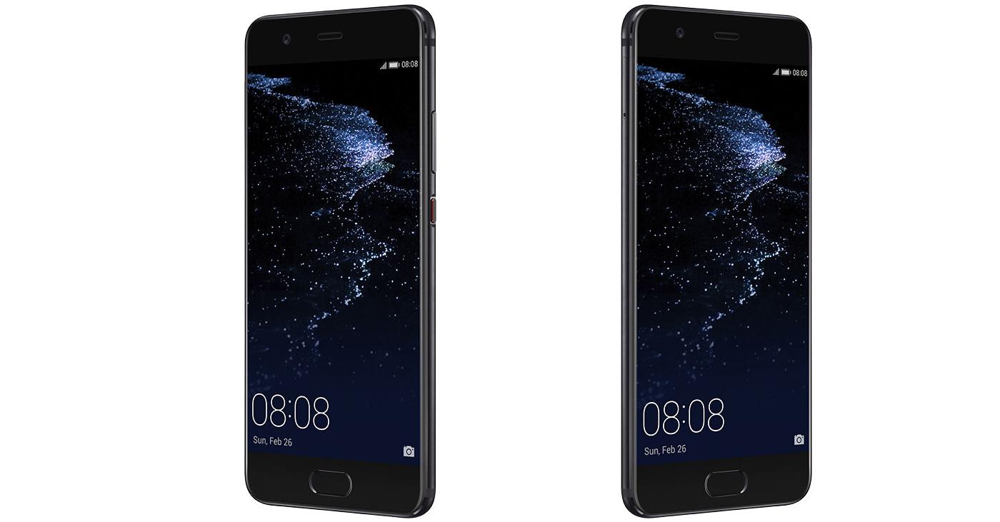 Huawei P10 Plus pulsanti