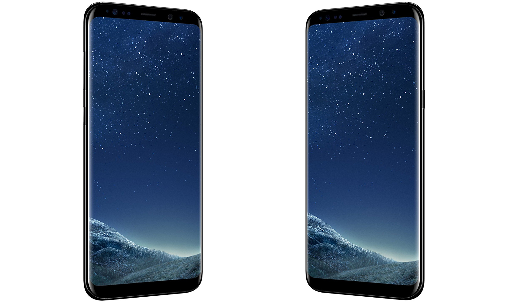 Samsung Galaxy S8 Plus pulsanti