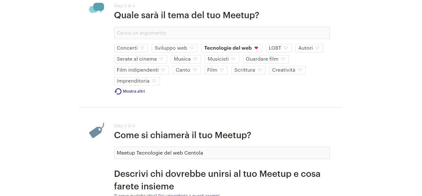 tema Meetup
