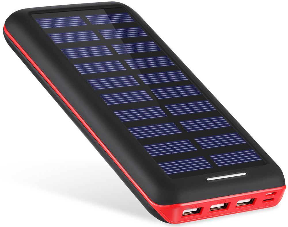 Akeem Solar Charger