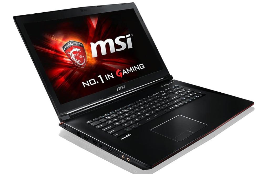 MSI Gaming GP72 6QE Leopard Pro