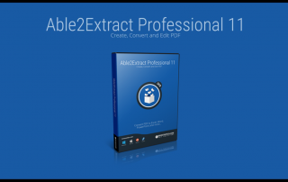 Able2Extract Professional 11