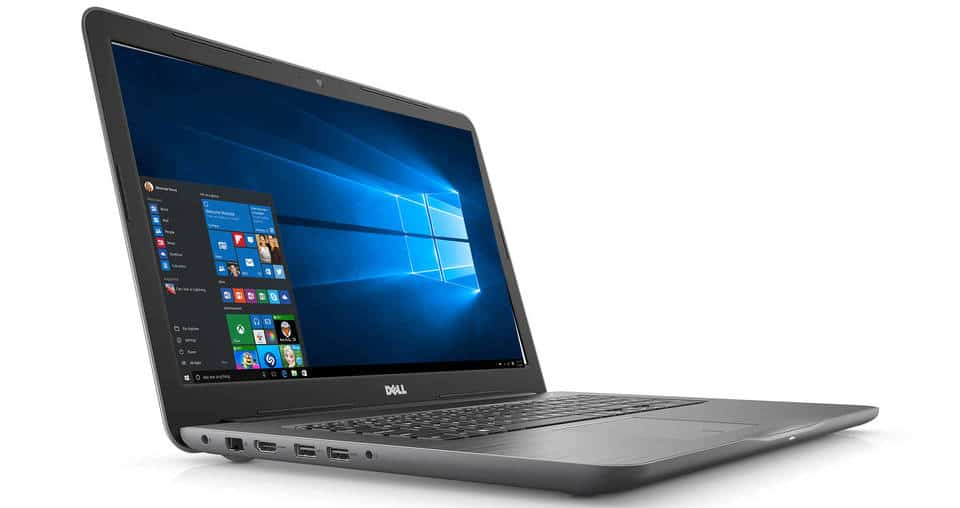 Notebook Dell Inspiron 15 5567