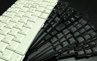 layout tastiera
