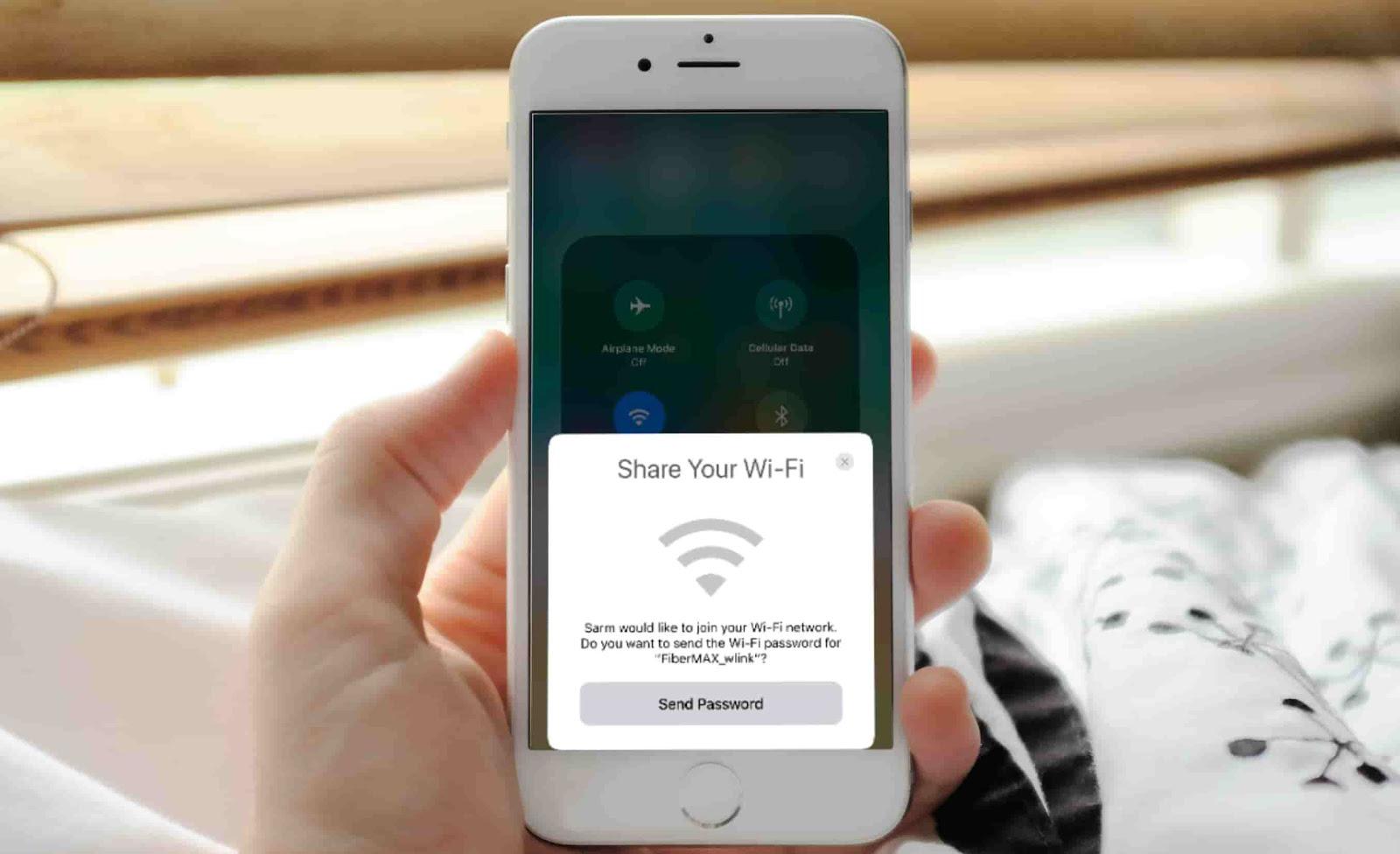 wifi ios 11