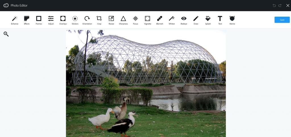 Aviary web app