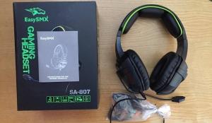 Recensione EasySMX SA-807: Cuffia gaming economica