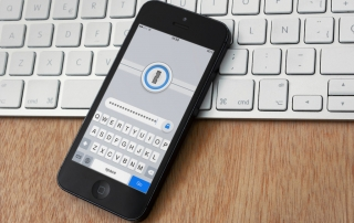password manager iphone