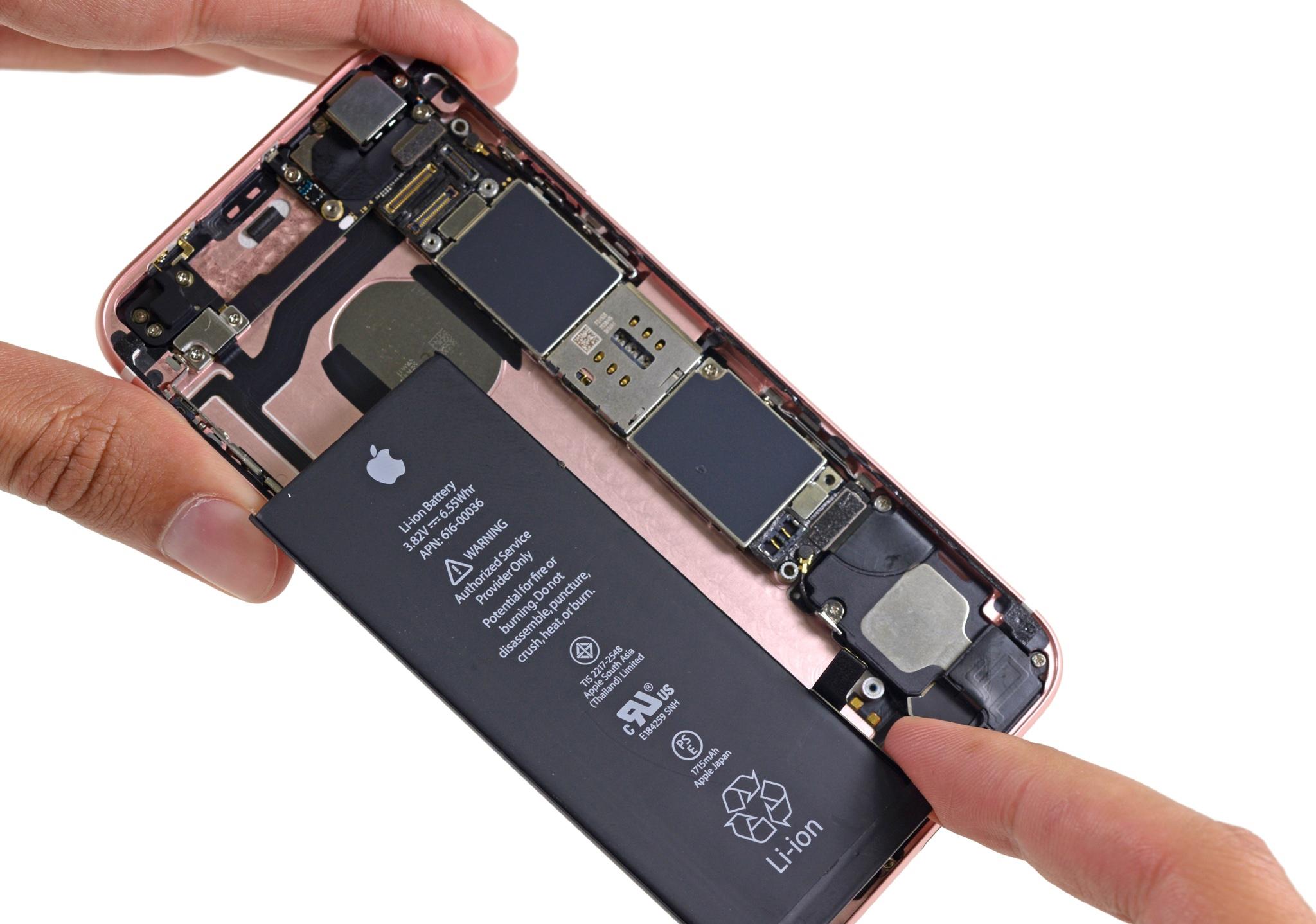 Come cambiare batteria iphone wizblog for Assistenza velux telefono