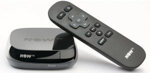 Come funziona il NOW TV Box