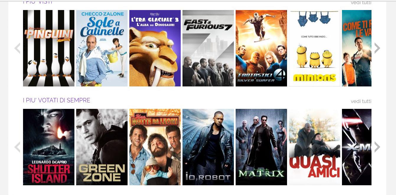 Infinity TV: come funziona e quanto costa - WizBlog