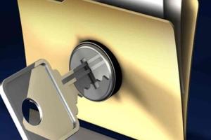 criptare una cartella