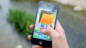 organizzare app in cartelle iphone