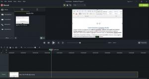 registrazione video Camtasia Studio