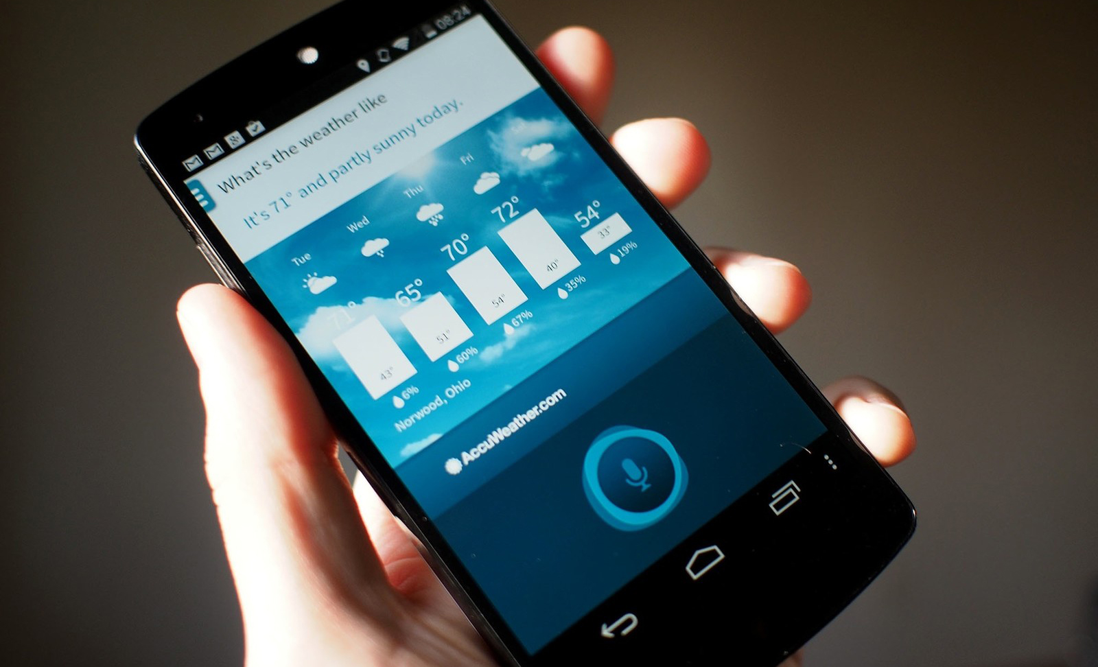 Dragon Mobile Assistant per android