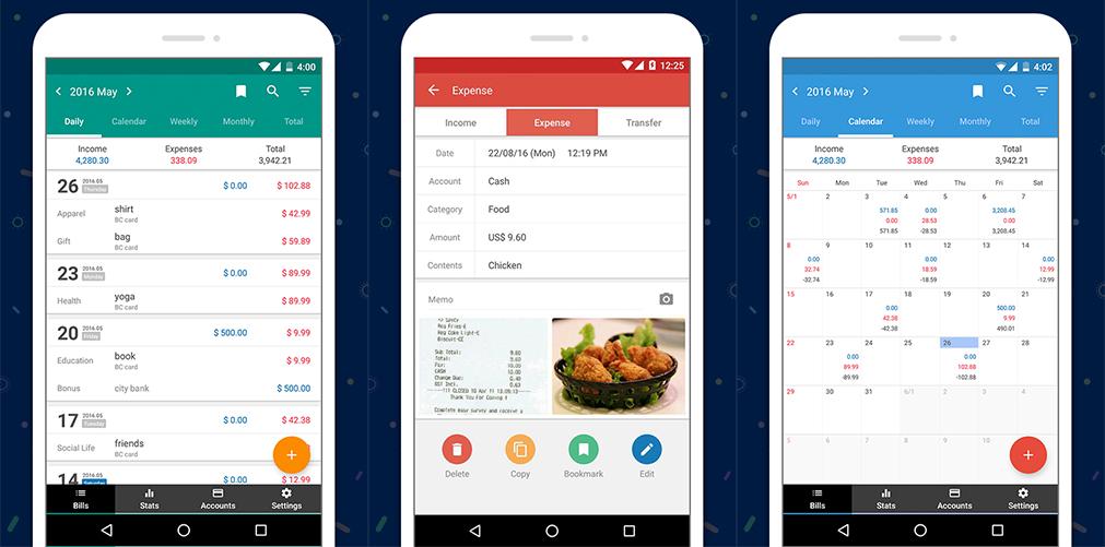 app per segnare spese
