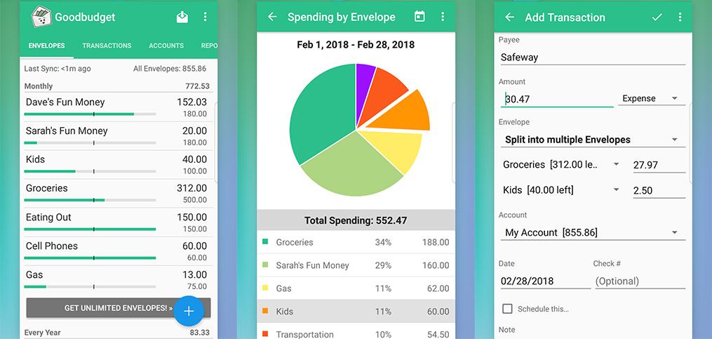 app per gestione spese di casa