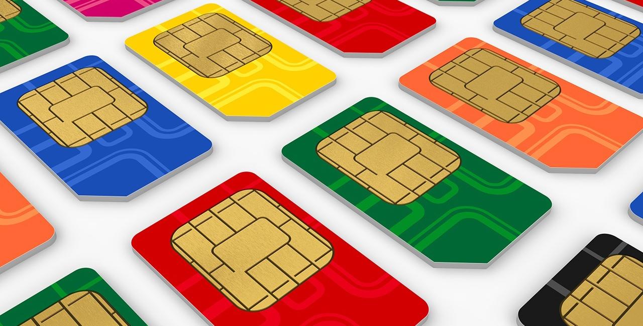 Come trovare il codice ICCID della SIM