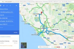 destinazioni multiple google maps
