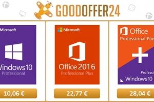 Goodoffer24 licenze microsoft