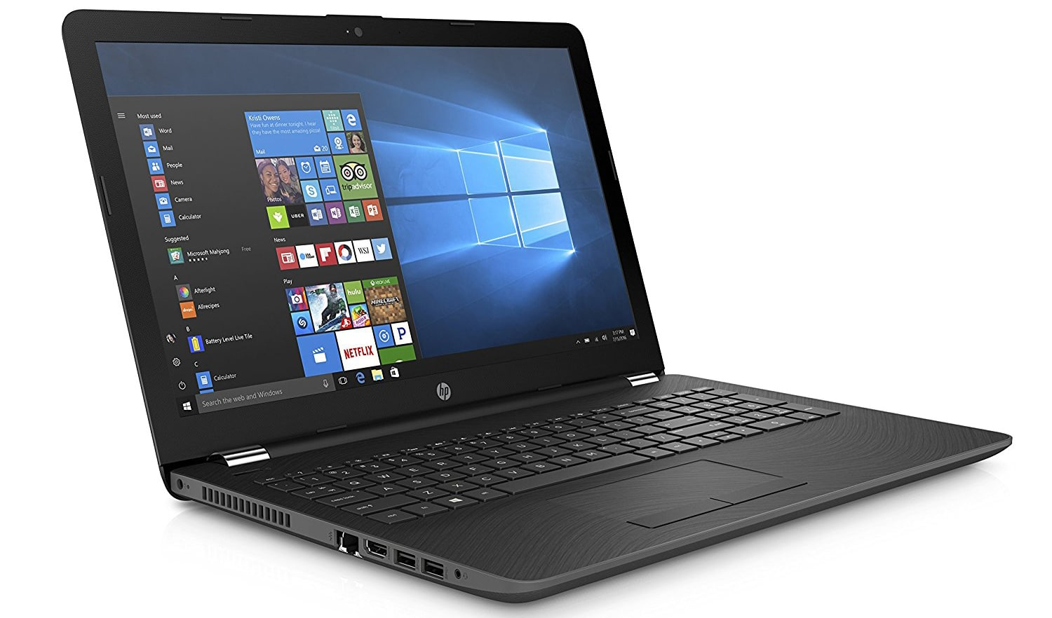 Notebook HP 15-BS536NL 3YA78EA