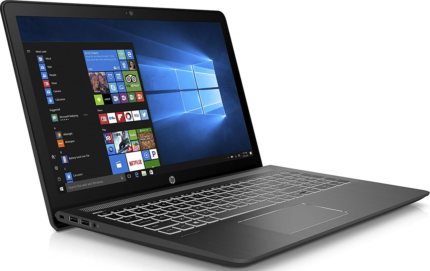 HP Pavilion Power 15-cb031nl notebook