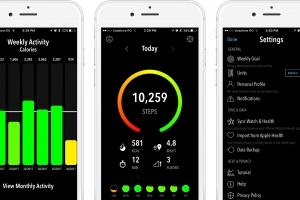 ActivityTracker iphone
