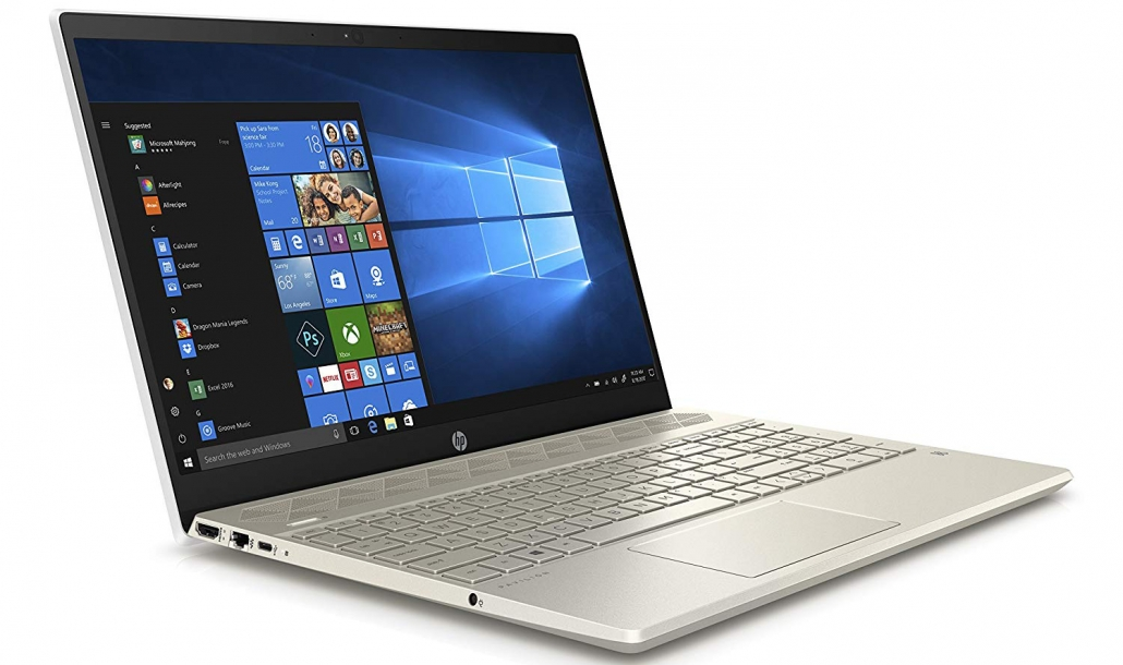 Notebook HP Pavilion 15-cs1017nl