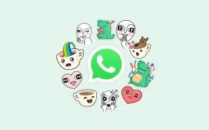 WhatsApp, come trasformare le foto in sticker