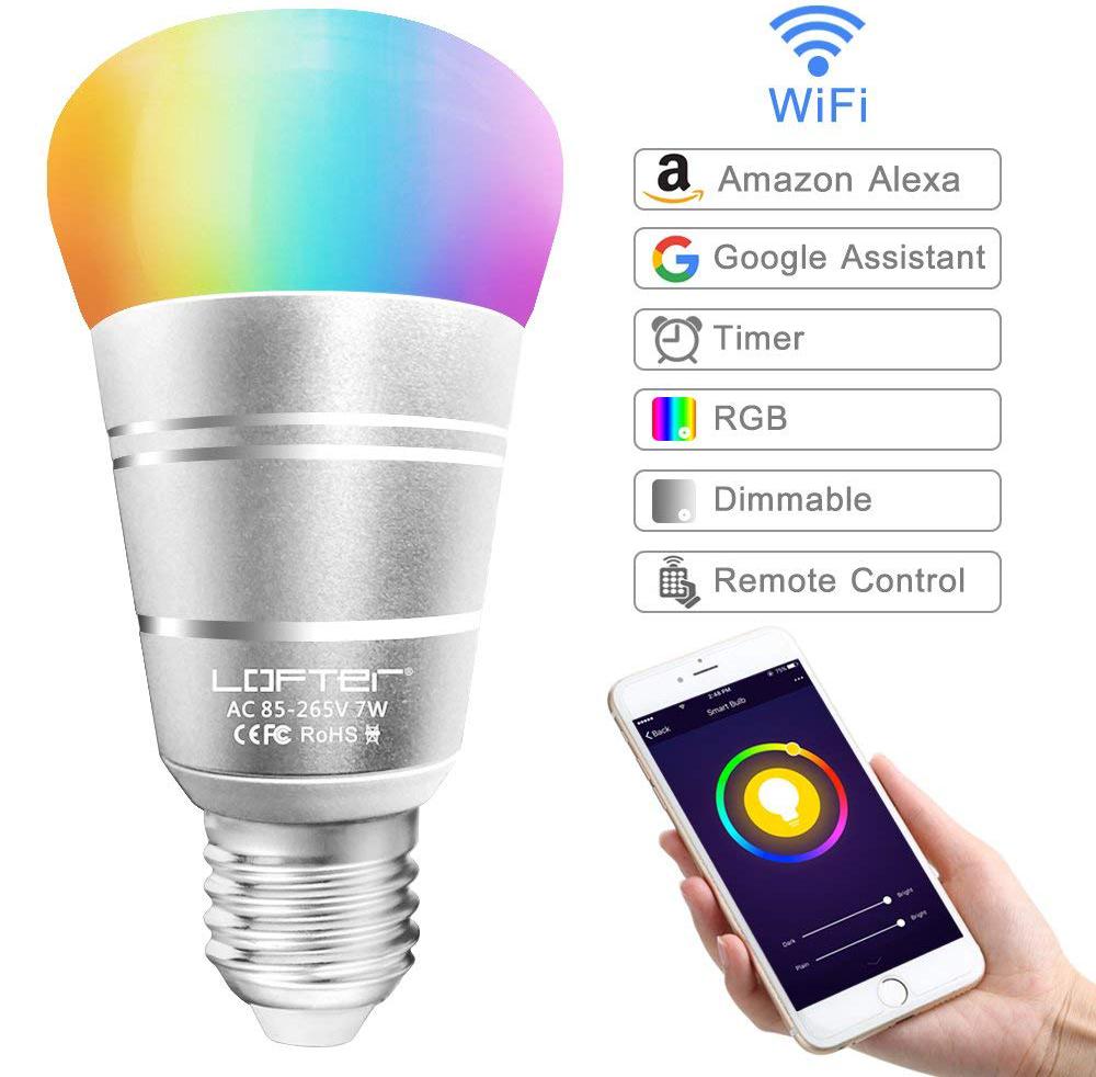 LOFTer lampadina Smart
