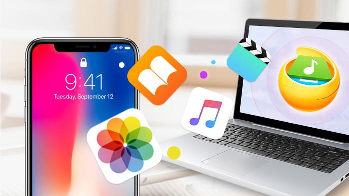 trasferire foto da iphone a computer