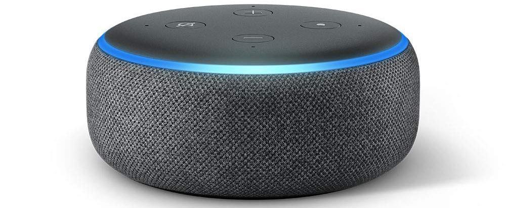 Amazon Echo Dot 3 generazione