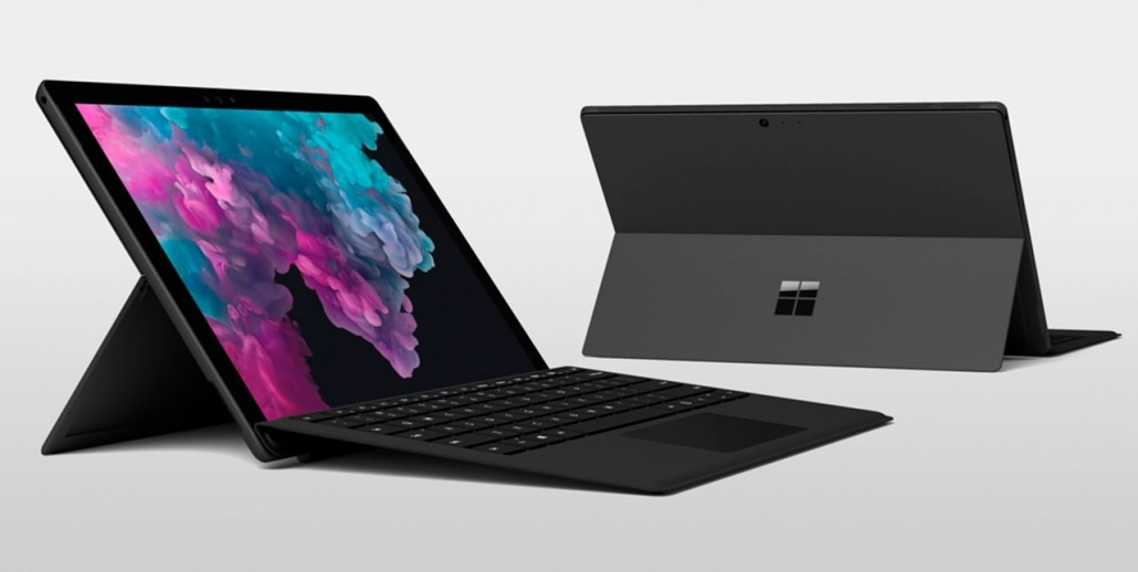 tablet pc Microsoft Surface Pro 6