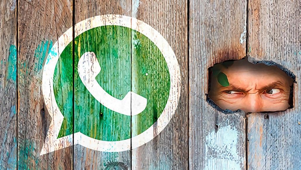 Come capire se WhatsApp è sotto controllo