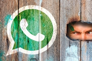 WhatsApp sotto controllo