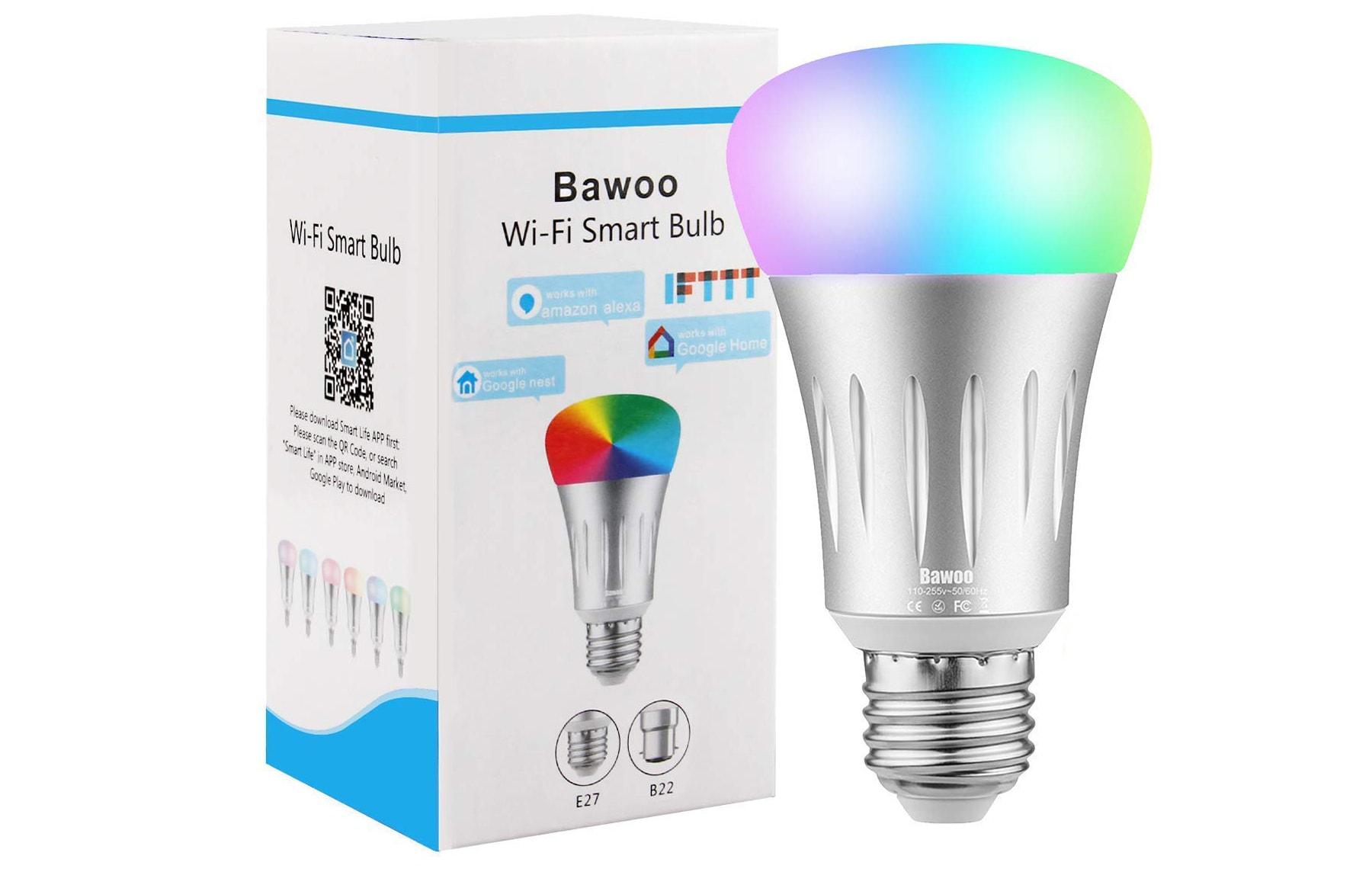 lampada intelligente Bawoo